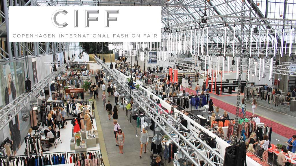 ECOVEST visits CIFF Copenhagen International Fashion Fair